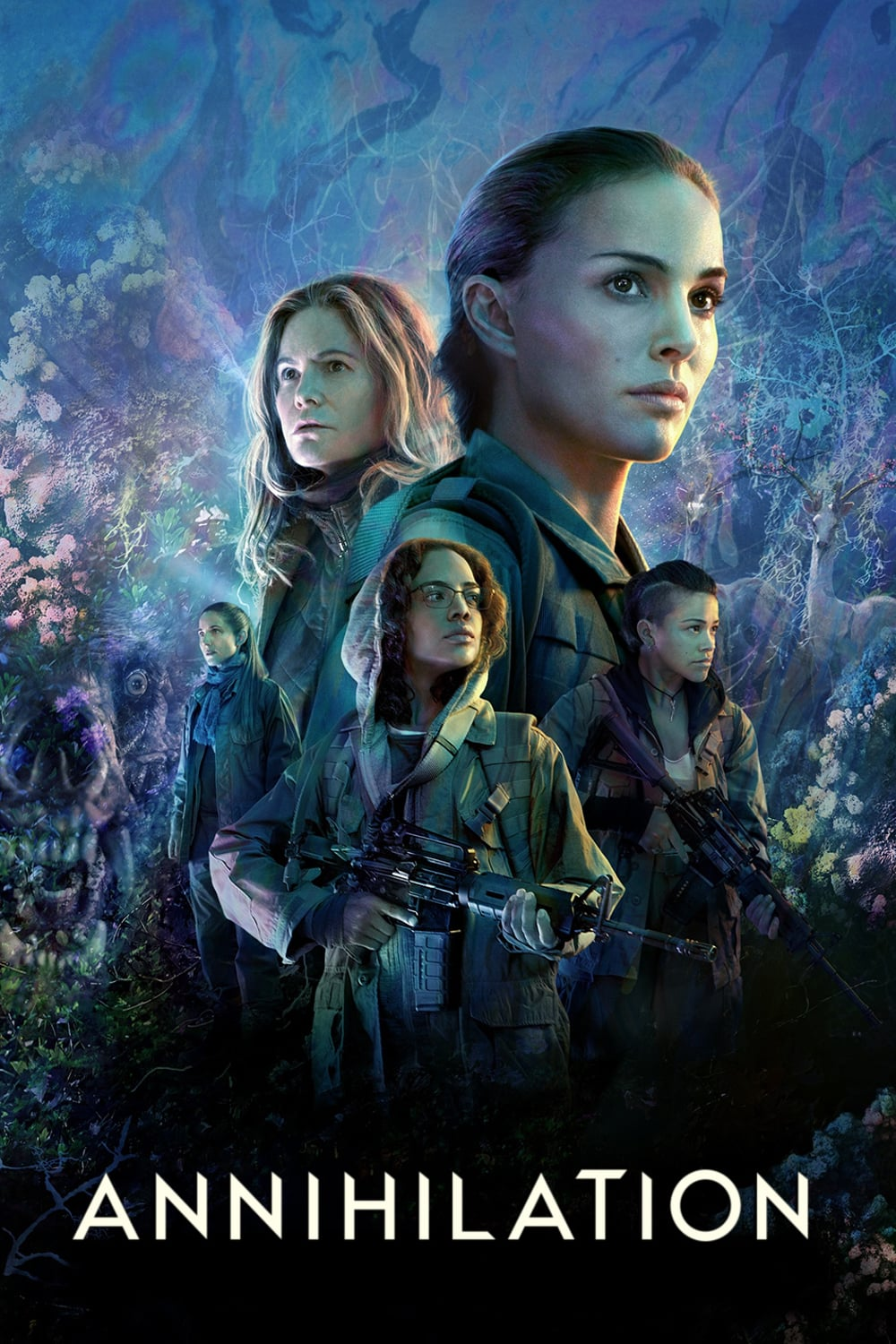 """Poster for the movie """"Annihilation"""""""