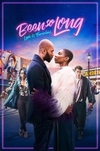 "Poster for the movie ""Been So Long"""